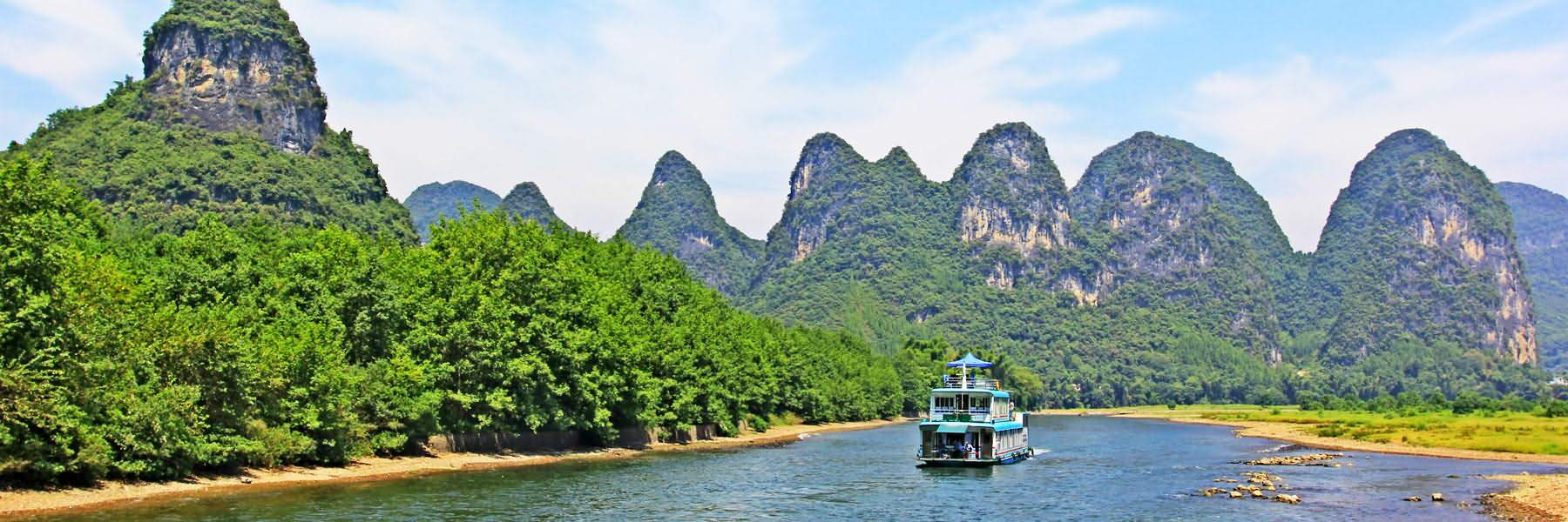 Li River Seat-in Coach Tour
