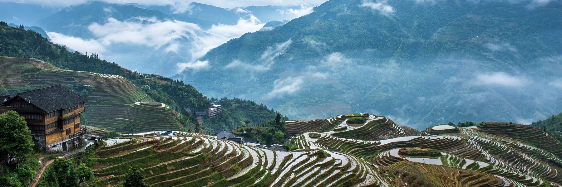 Longsheng Pingan Terraced Field