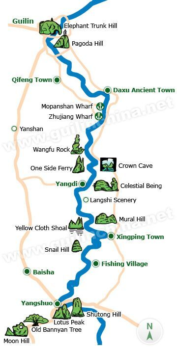 Li River In Guilin China Up To Date Travel Guide Open