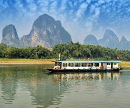 Li River Cruise to Yangshuo